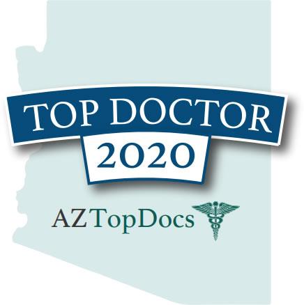 AZ Top Docs Award