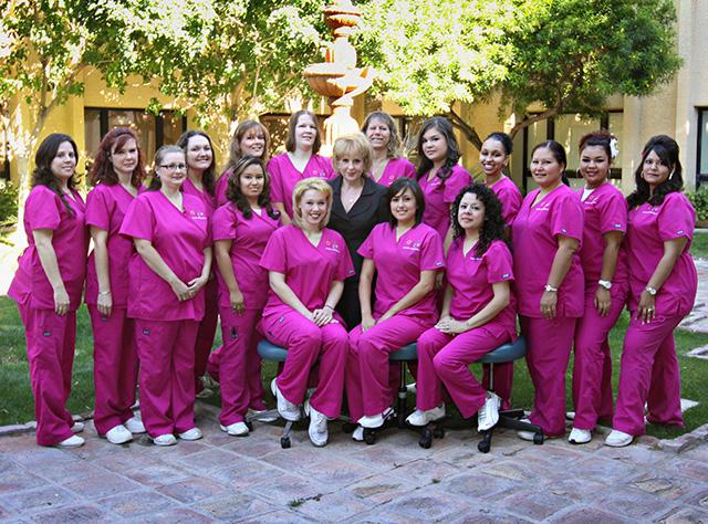 Phoenix Pediatric Office Staff